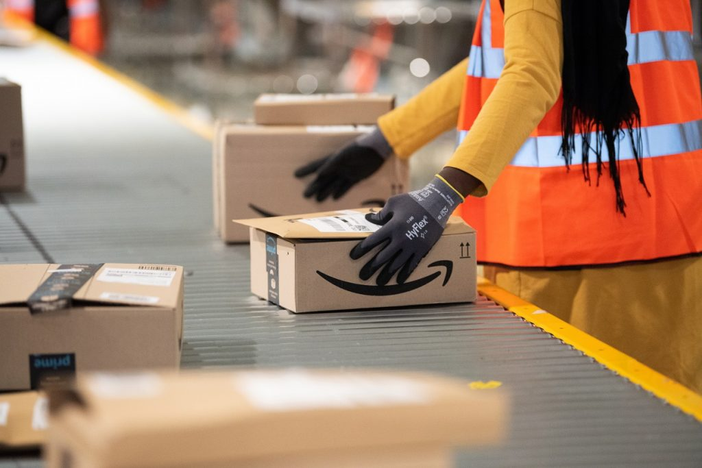 Amazon Goes on a Hiring Spree
