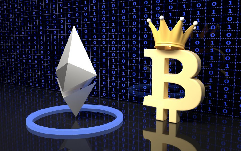 King of Crypto Start-Up
